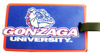 Gonzaga Luggage Tag