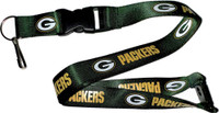 Green Bay Packers Lanyard - Green