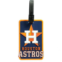 Houston Astros Luggage Tag