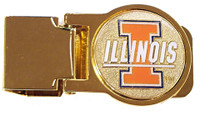 Illinois Money Clip