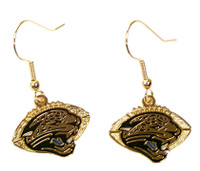 Jacksonville Jaguars Earrings