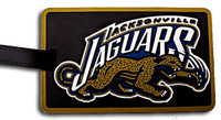 Jacksonville Jaguars Luggage/Bag Tag