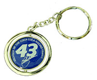 John Andretti #43 Spinner Key Chain