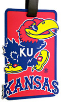 Kansas Luggage / Bag Tag
