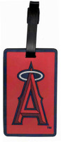 Los Angeles Angels Luggage/Bag Tag