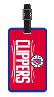 Los Angeles Clippers Luggage Bag Tag