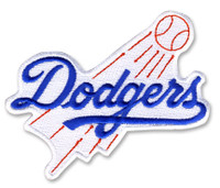 Los Angeles Dodgers Embroidered Emblem Patch