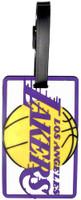 Los Angeles Lakers Luggage Bag Tag