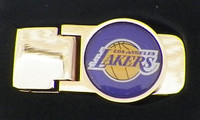 Los Angeles Lakers Money Clip