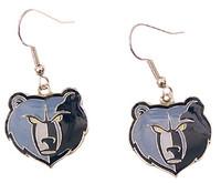 Memphis Grizzlies Earrings