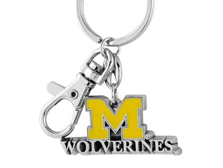 Michigan Key Chain
