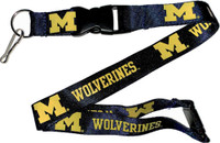 Michigan Lanyard