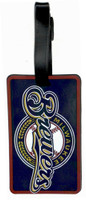 Milwaukee Brewers Luggage/Bag Tag