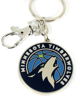 Minnesota Tomberwolves Key Chain