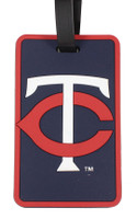 Minnesota Twins Luggage Tag