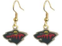 Minnesota Wild Earrings