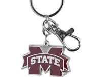 Mississippi State Key Chain