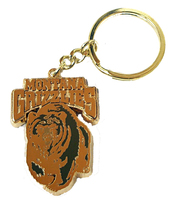 Montana Key Chain