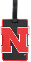 Nebraska Cornhuskers Luggage Tag