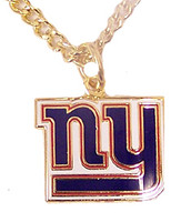 "New York Giants 18"" Necklace"
