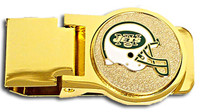 New York Jets Money Clip
