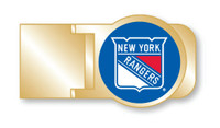 New York Rangers Money Clip