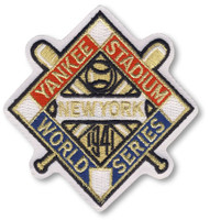 New York Yankeess 1941 World Series Champs Embroidered Patch – 4""