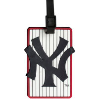 New York Yankeess Luggage Tag