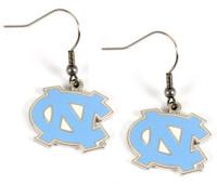 North Carolina Tarheels Earrings