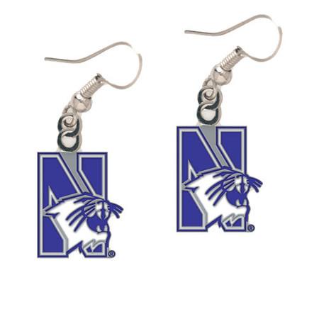Northwestern Earrings