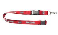 Ohio State Buckeyes Lanyard