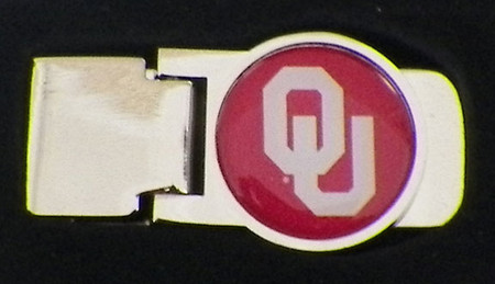 Oklahoma Money Clip