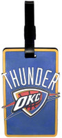Oklahoma Thunder Luggage Tag