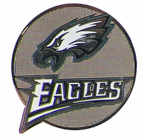 Philadelphia Eagles Logo Magnet