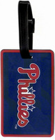 Philadelphia Phillies Luggage Bag Tag