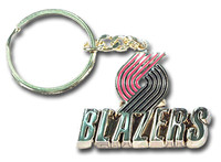 Portland Trail Blazer Key Chains