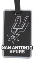 San Antonio Spurs Luggage Bag Tag