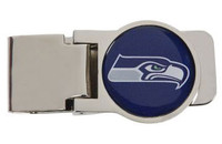 Seattle Seahawks Money Clip