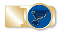 St. Louis Blues Money Clip