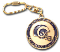 St. Louis Rams Two Sided Key Chain