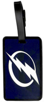 Tampa Bay Lightning Luggage Bag Tag