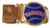 Texas Rangers Money Clip