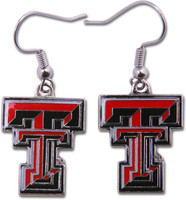 Texas Tech Earrings