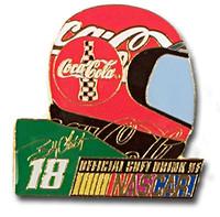 Bobby LaBonte #18 Helmet Pin (1)
