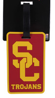 USC Trojans Luggage Tag