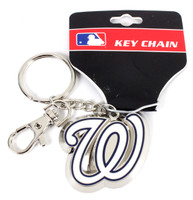 Washington Nationals Logo Key Chain