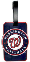 Washington Nationals Luggage Tag
