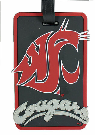 Washington State School Luggage Tag