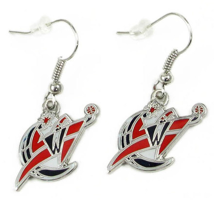 Washington Wizards Earrings