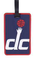 Washington Wizards Luggage Bag Tag